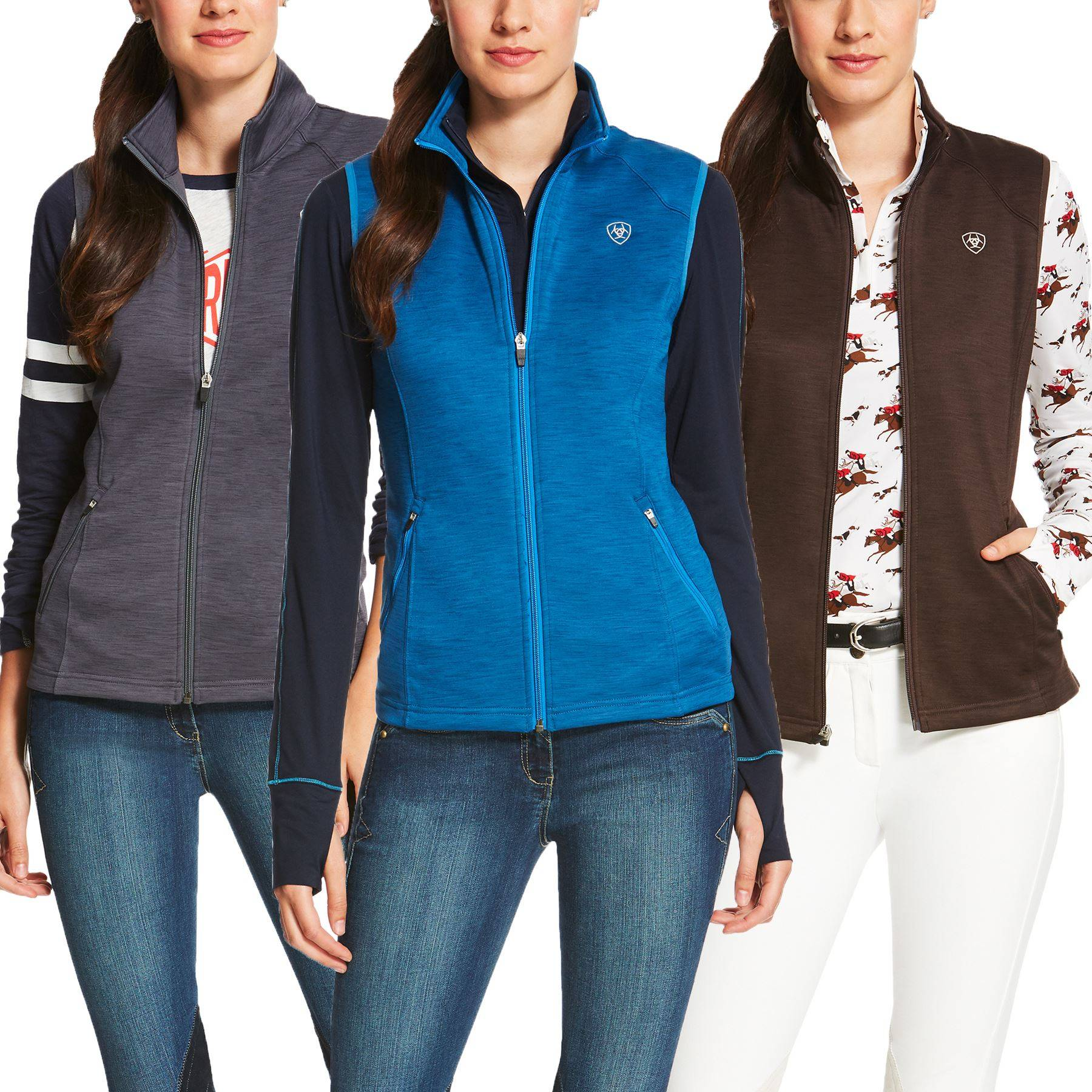 Ariat® Ladies Conquest Vest