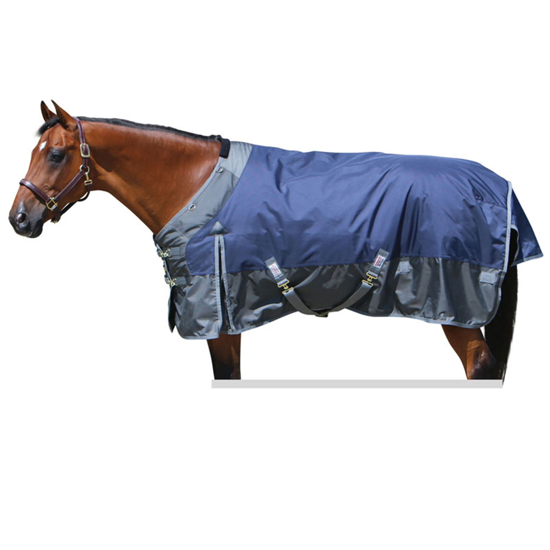 StormShield® Contour Collar Ballistic Extreme Turnout Blanket - Midweight