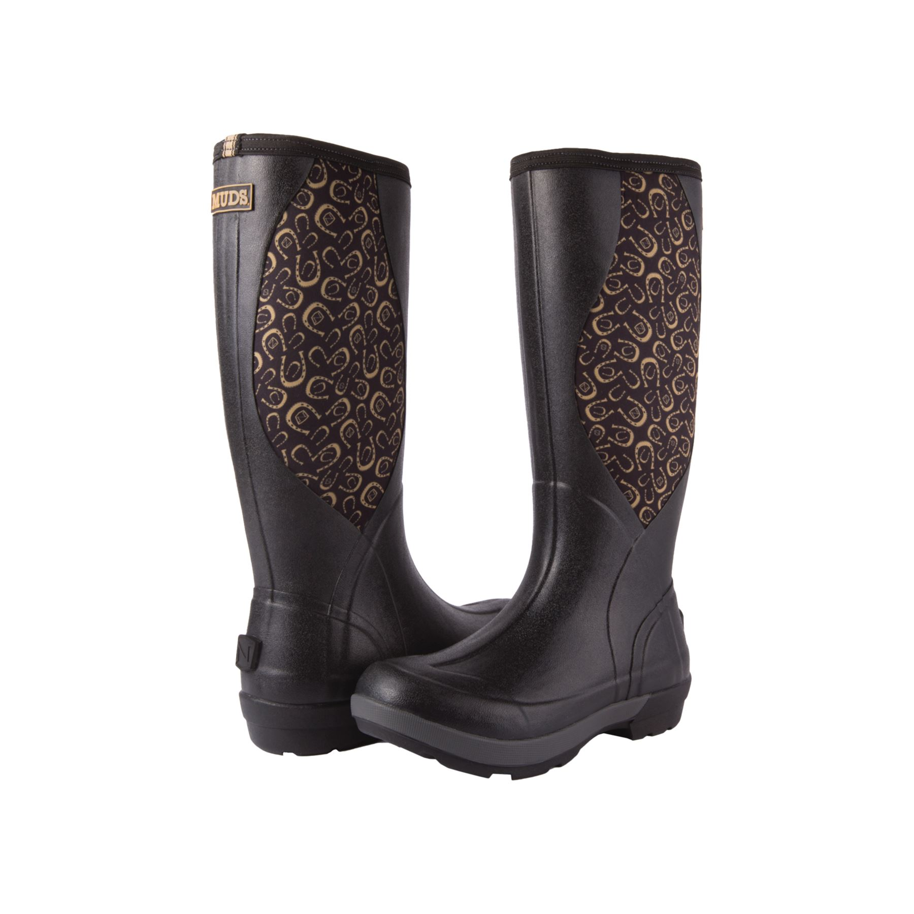 Noble Outfitters Ladies MUDS Stay Cool High Boots Gold