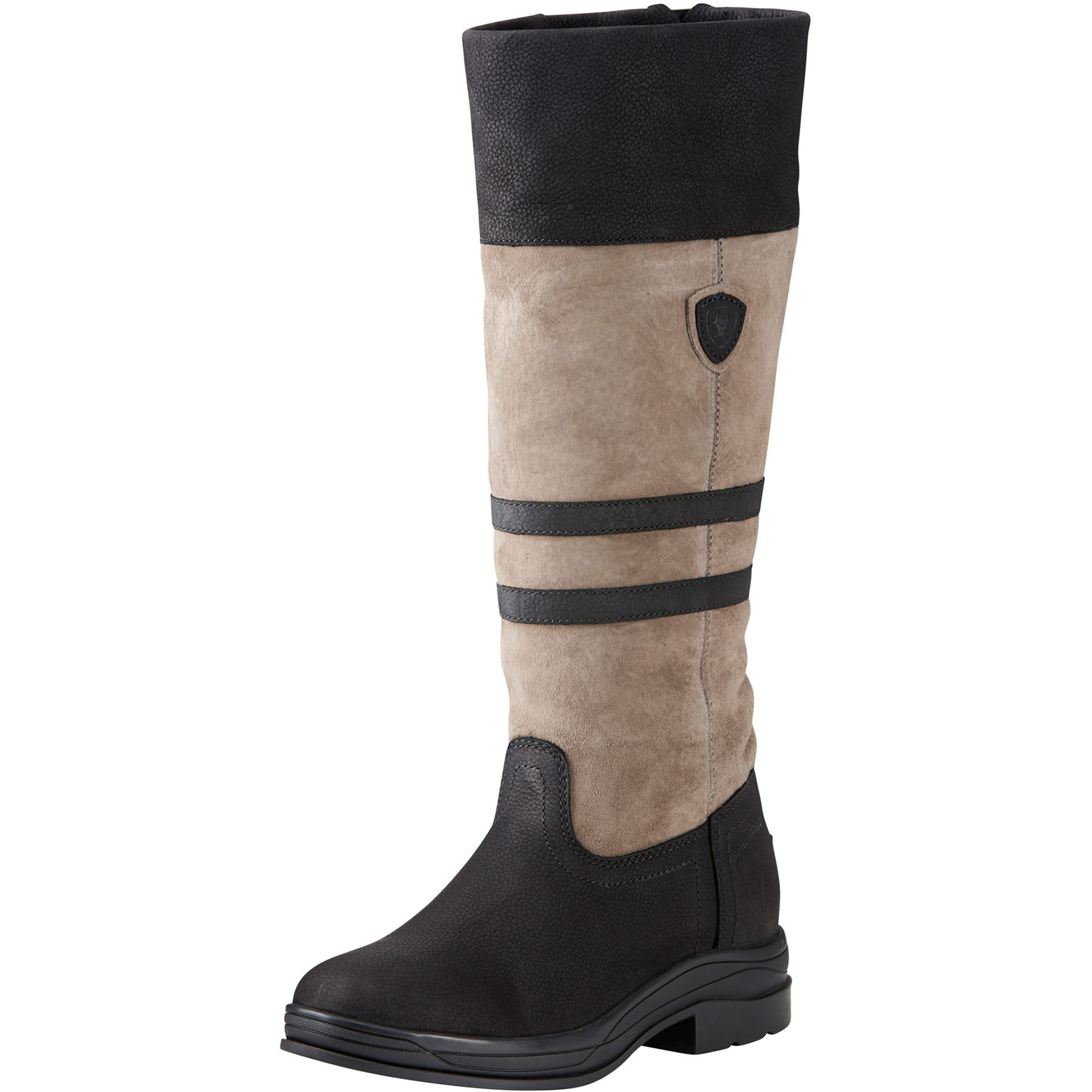 Ariat Ladies Ambleside H2O Black Boots