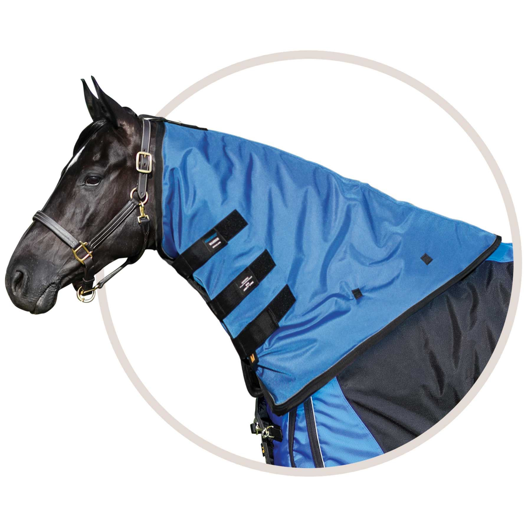 ARMORFlex® Warrior VTEK® Fit Turnout Sheet Neck Cover