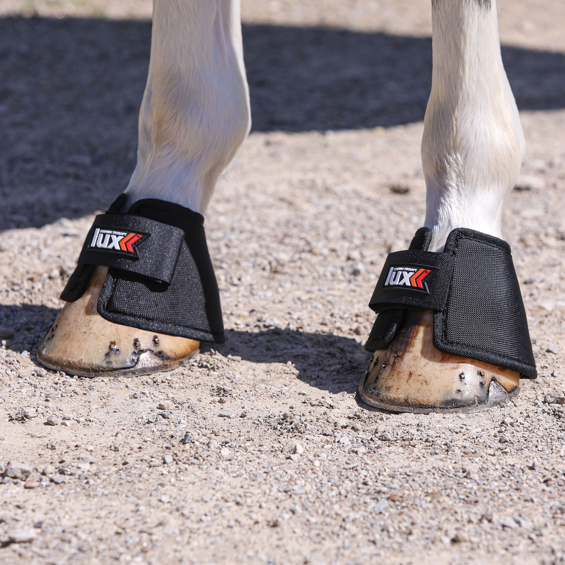Lux Ceramic Therapy® Overreach Bell Boots