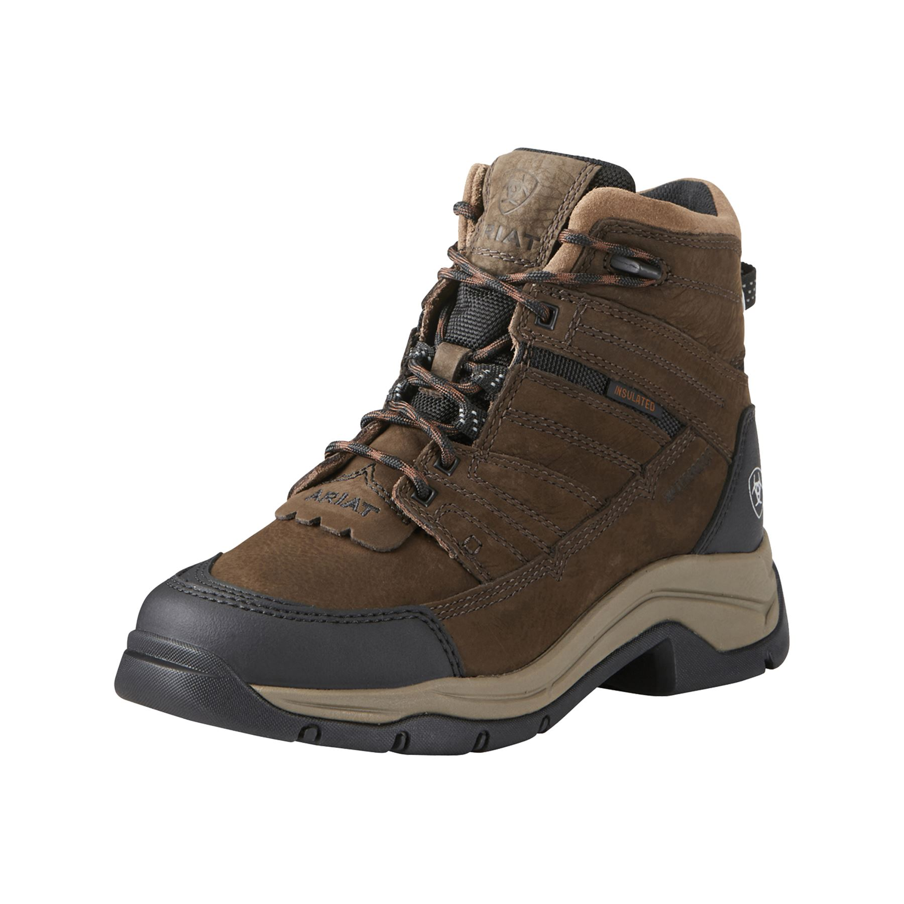 Ariat Ladies Terrain Pro H20 Insulated Boot In Stable