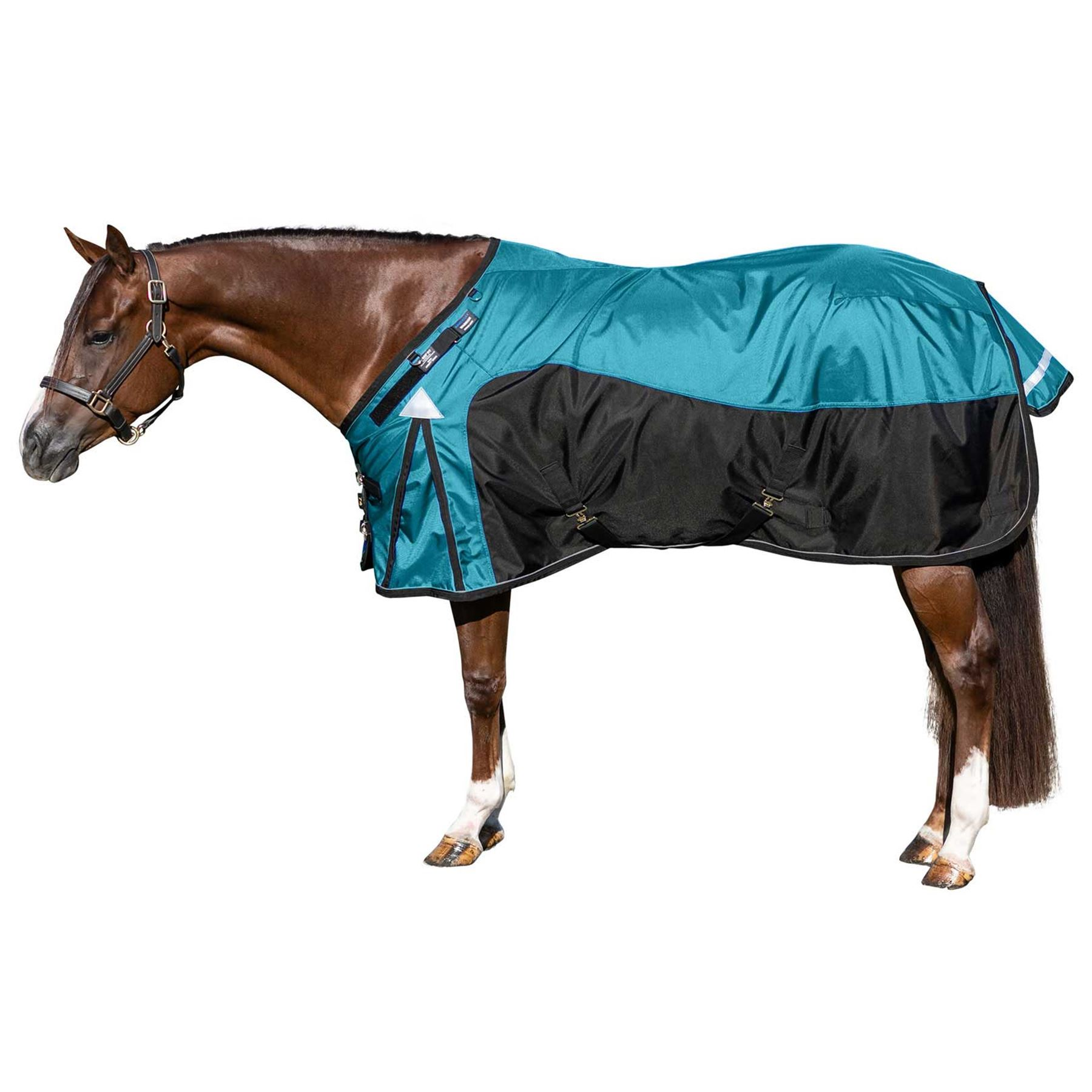 ARMORFlex® Warrior V-Free® Fit Heavyweight Turnout Blanket – Surcingle