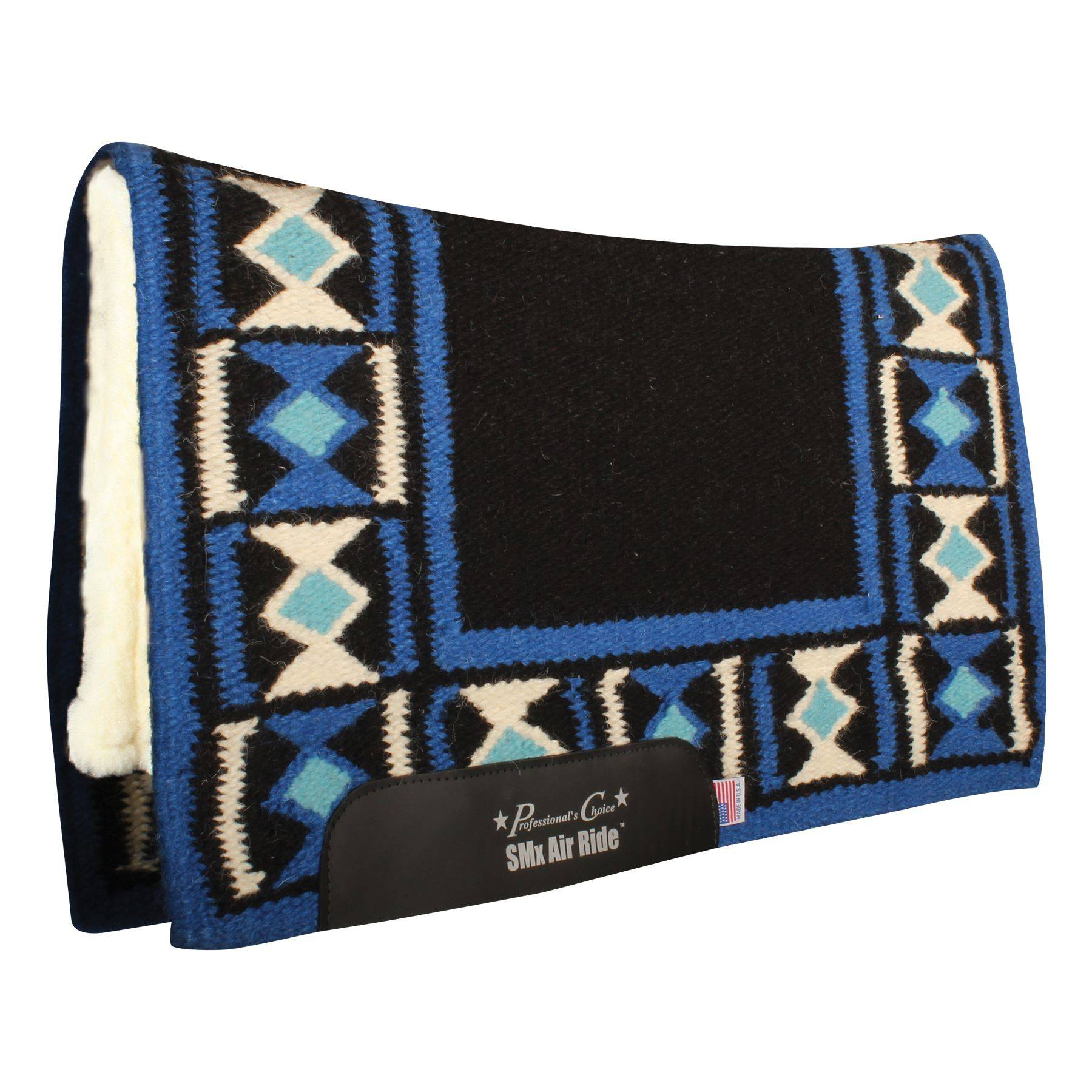 Professional's Choice® Comfort-Fit SMx Air Ride™ Hourglass Western Saddle Pad