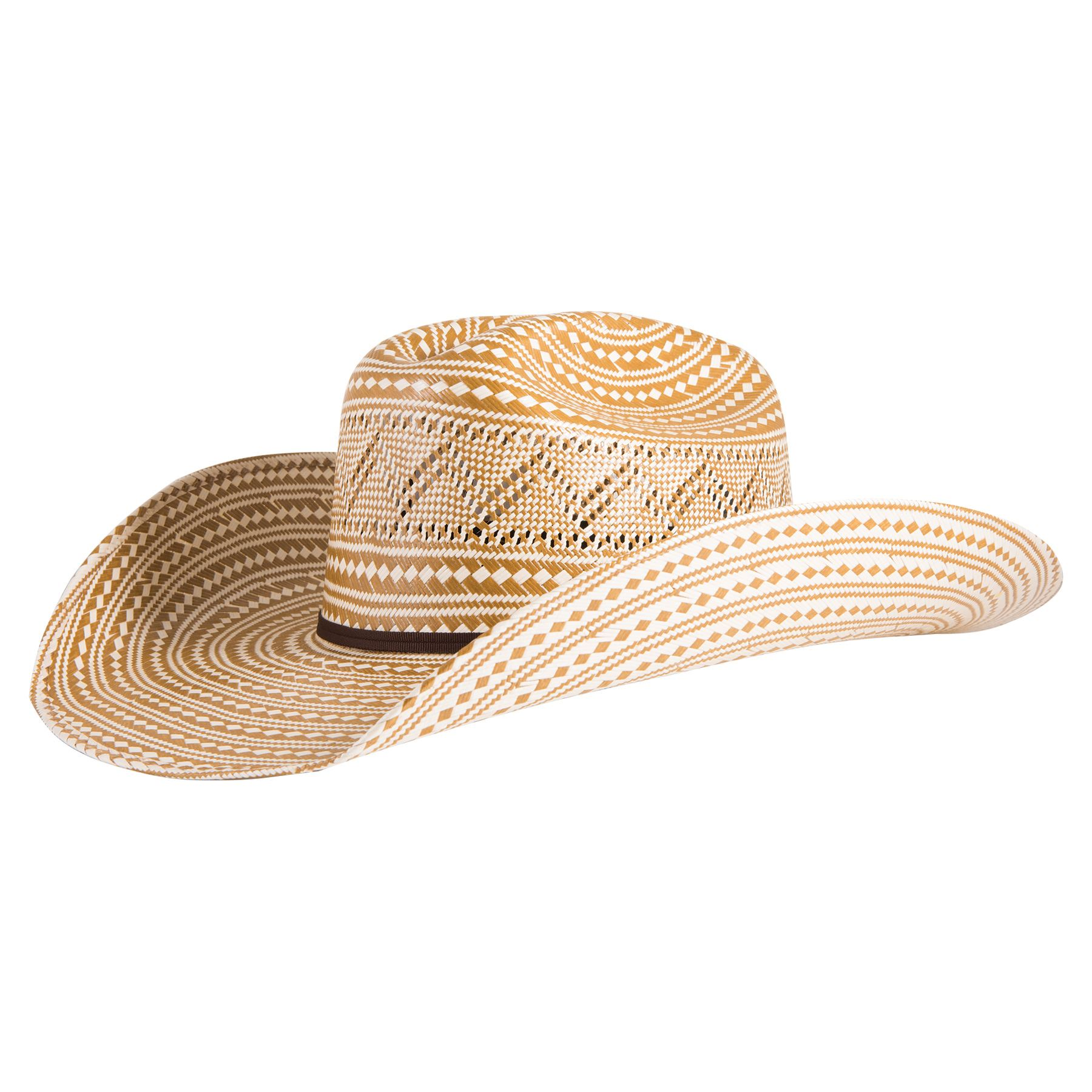 Rodeo King Rancher Yuma Straw Cowboy Hat in Apparel Boots at ... 3b76bd589e2