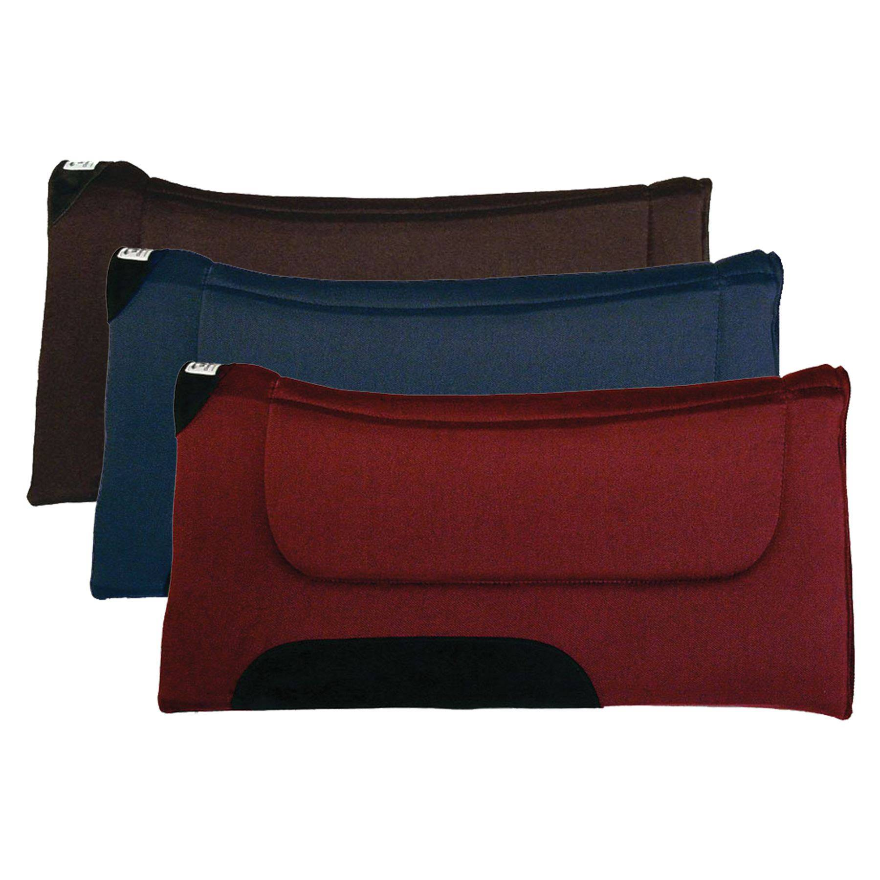 Diamond Wool® Contoured Rhody Western Saddle Pad