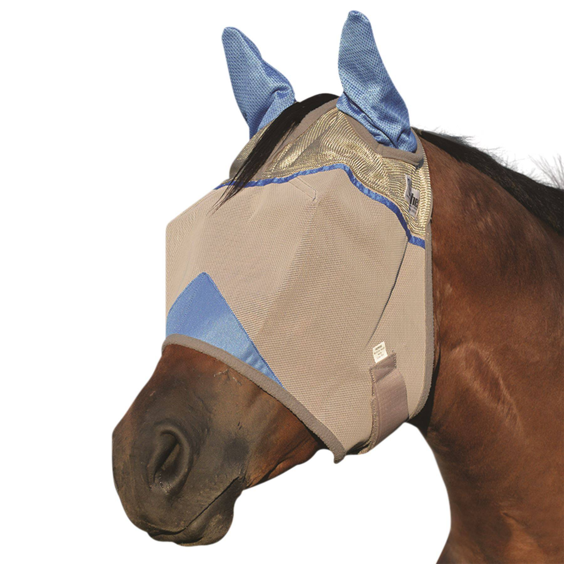 Cashel® Wounded Warrior Crusader™ Fly Mask with Ears