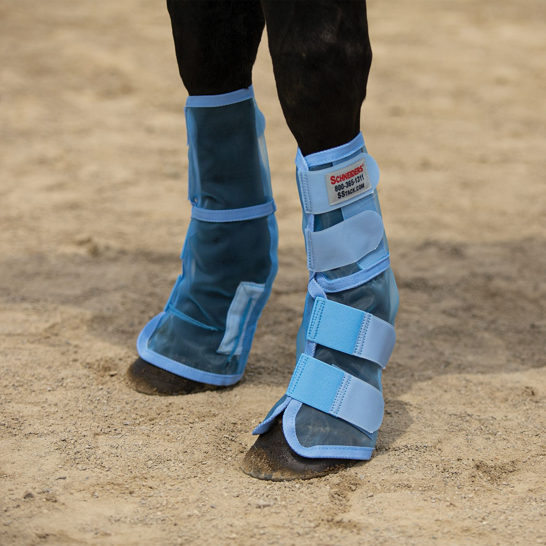 Mosquito Mesh Fitted Fly Boots