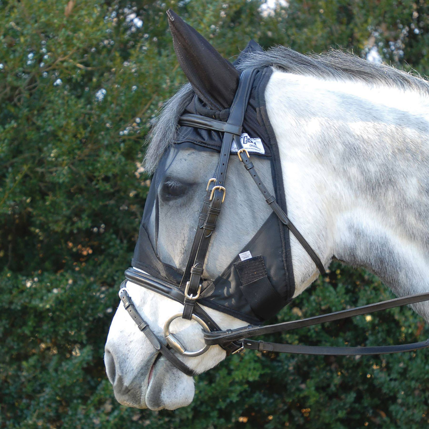 Cashel® Quiet Ride™ Fly Mask with Ears