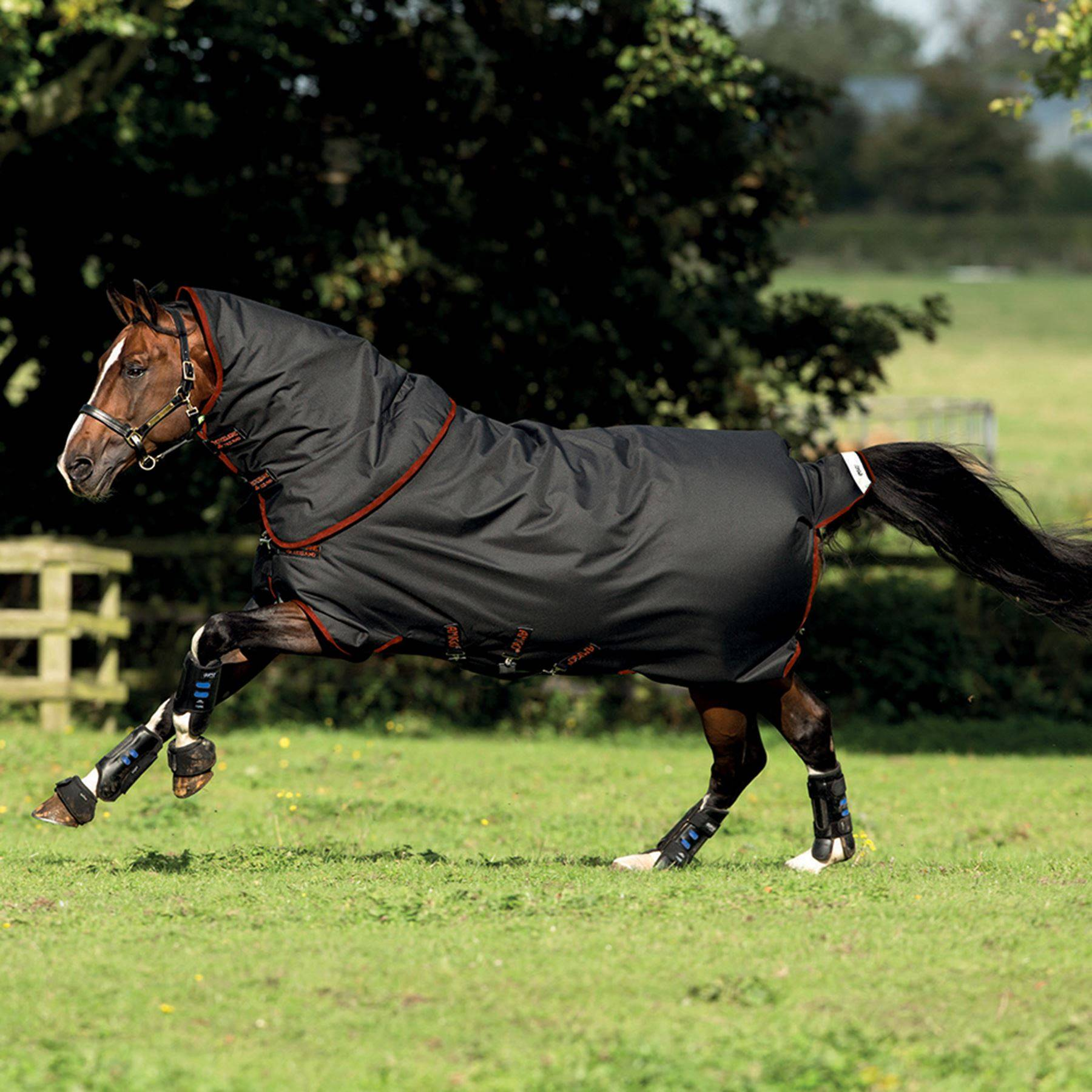 Amigo® Bravo Deluxe Plus Turnout Sheet