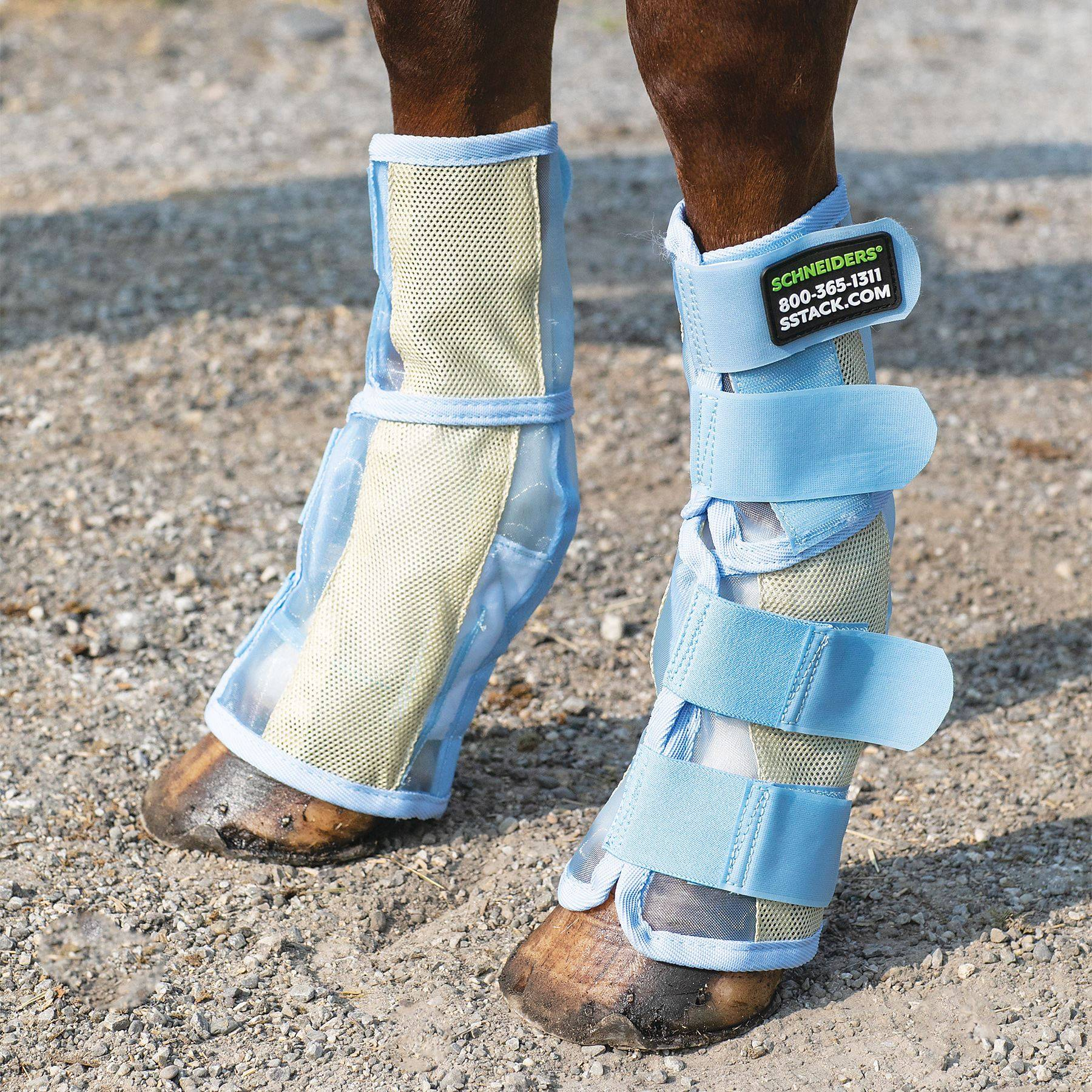 NaturalShield® Hybrid Mesh Fitted Fly Boots