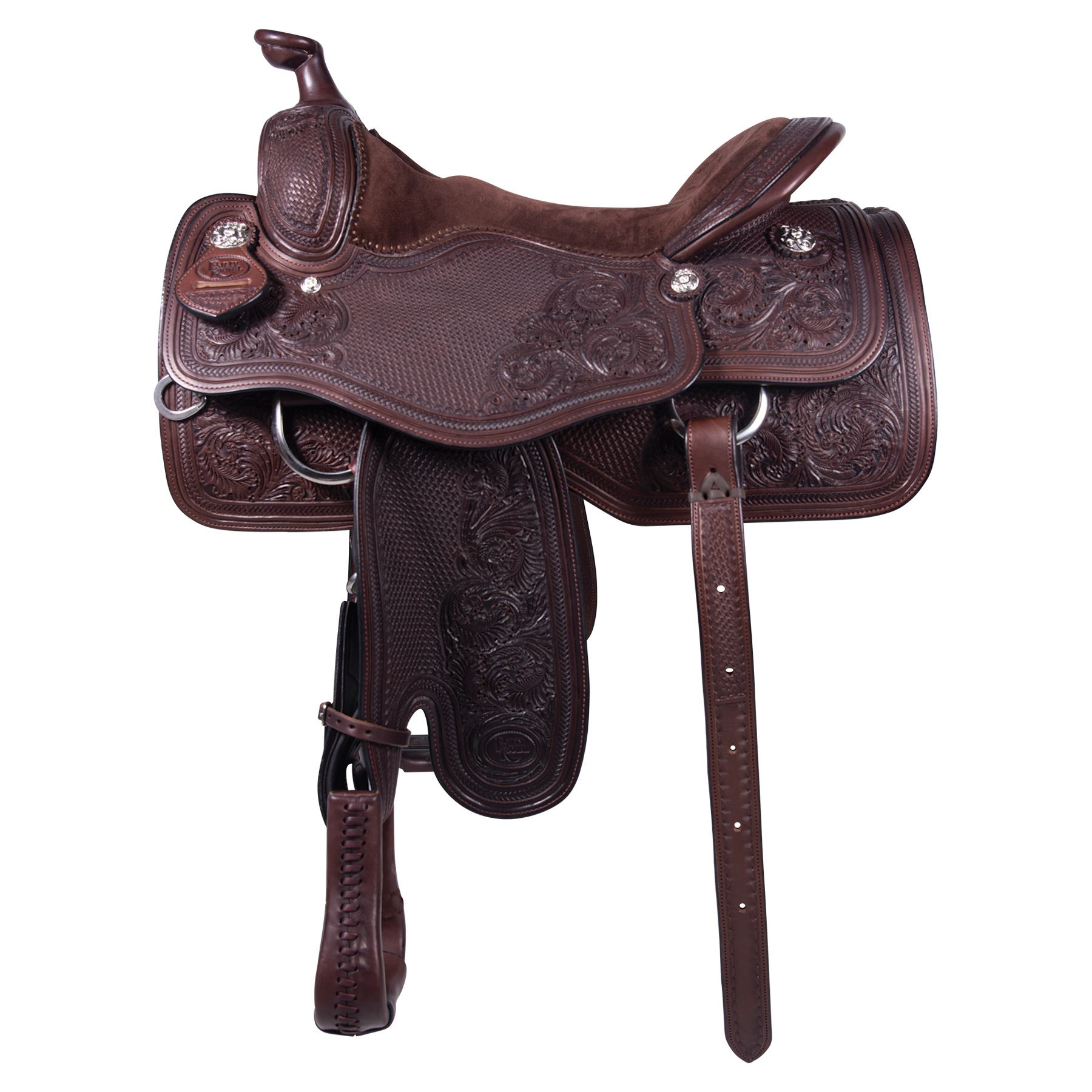 Billy Royal® Drover Ranch Western Saddle
