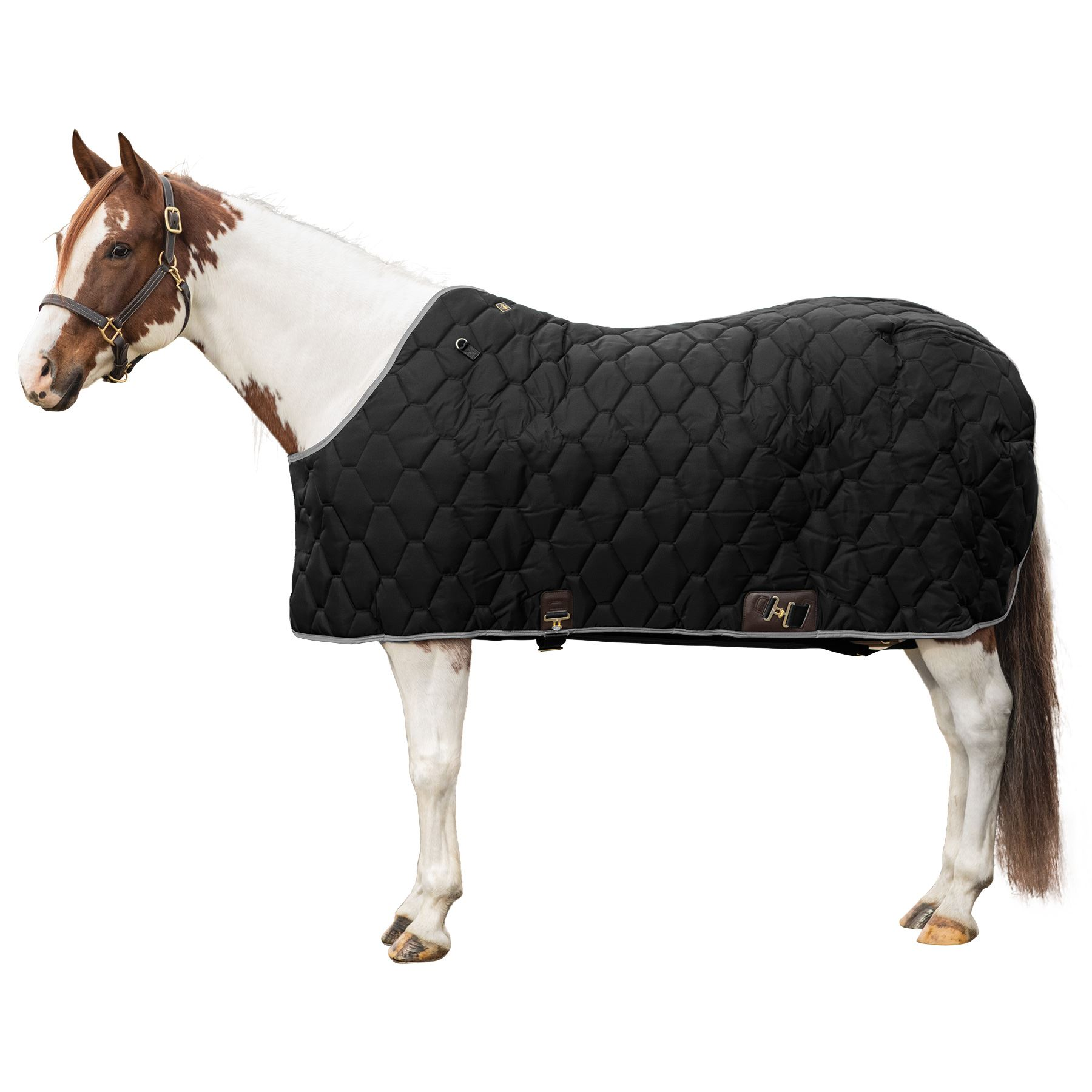 """Big """"D"""" Closed Front All American Stable Blanket"""