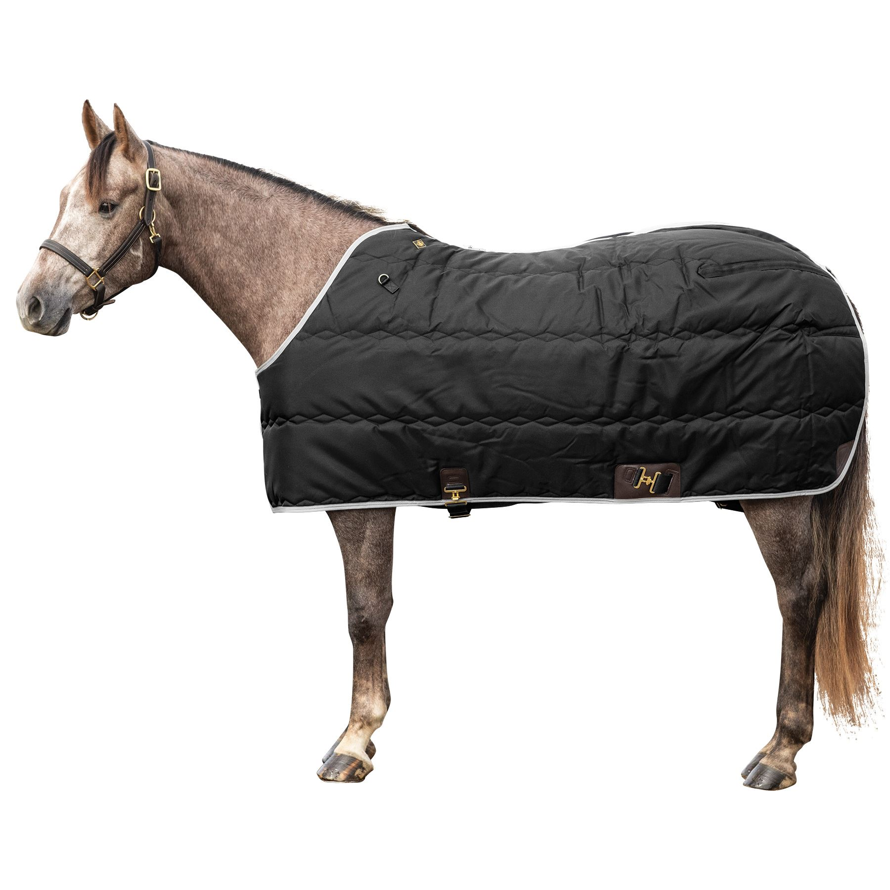 "Big ""D"" Closed Front Kodiak Stable Blanket"