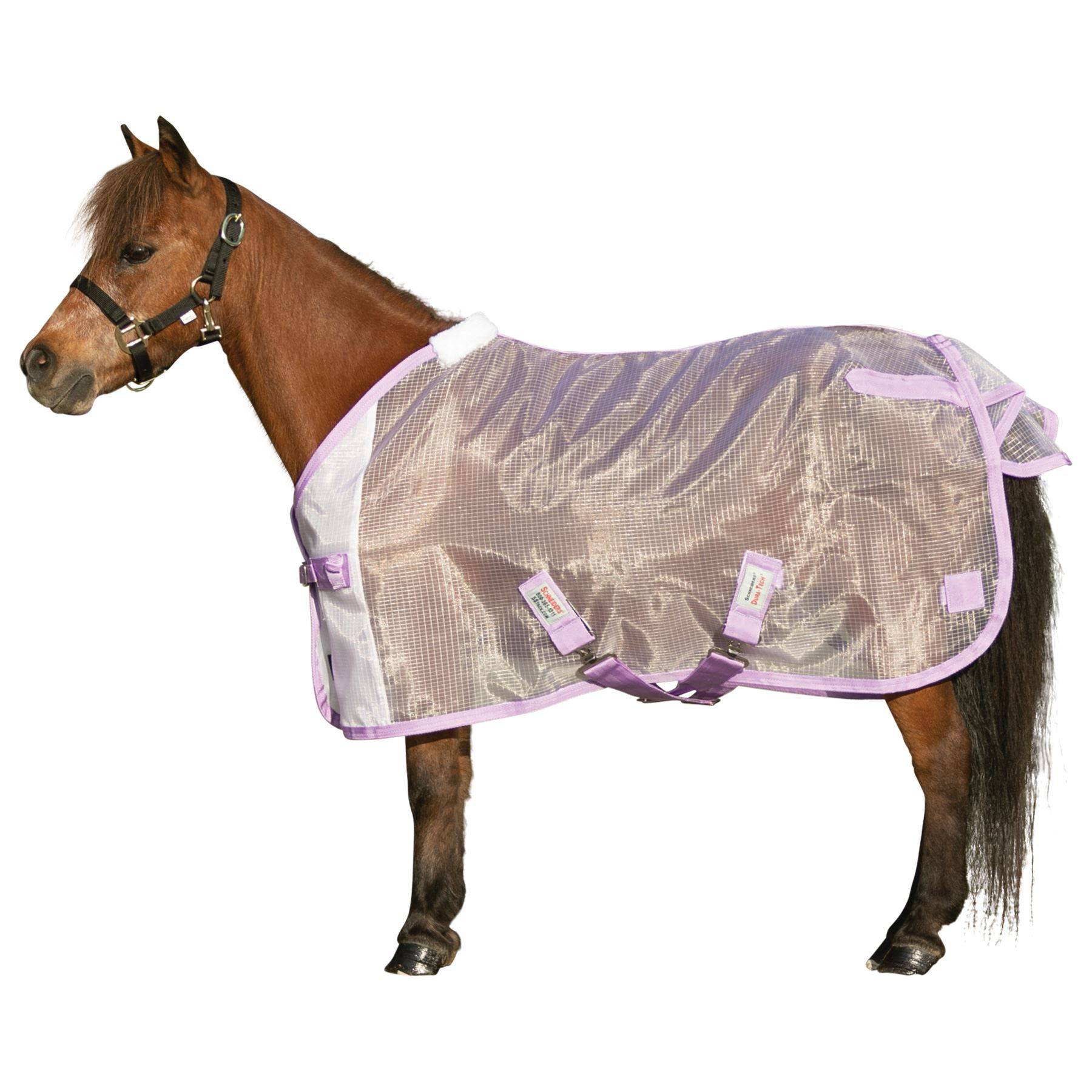 Dura-Tech® Ripstop Nylon Mesh Miniature Horse Surcingle Fly Sheet