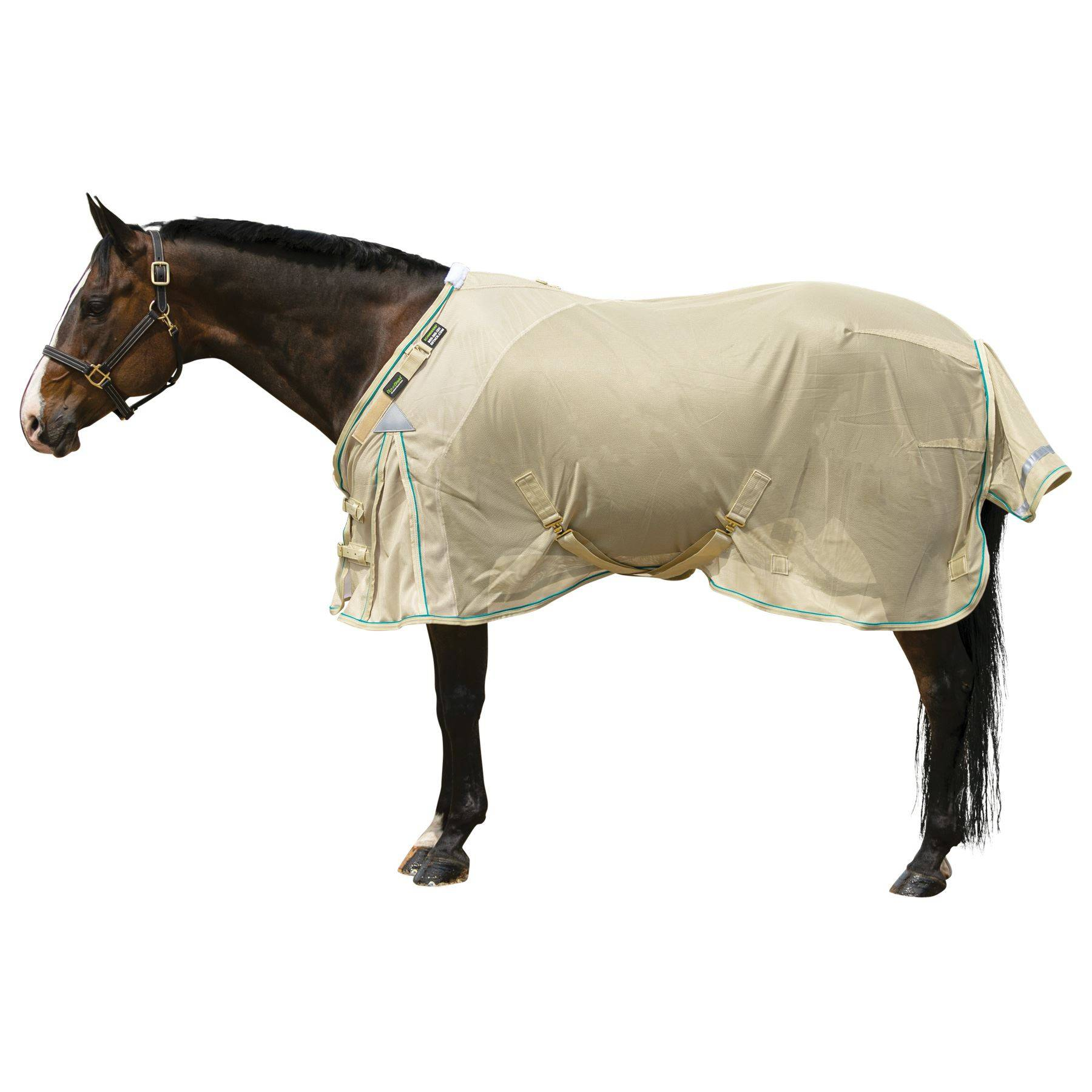 NaturalShield® Fitted V-Free® Surcingle Fly Sheet