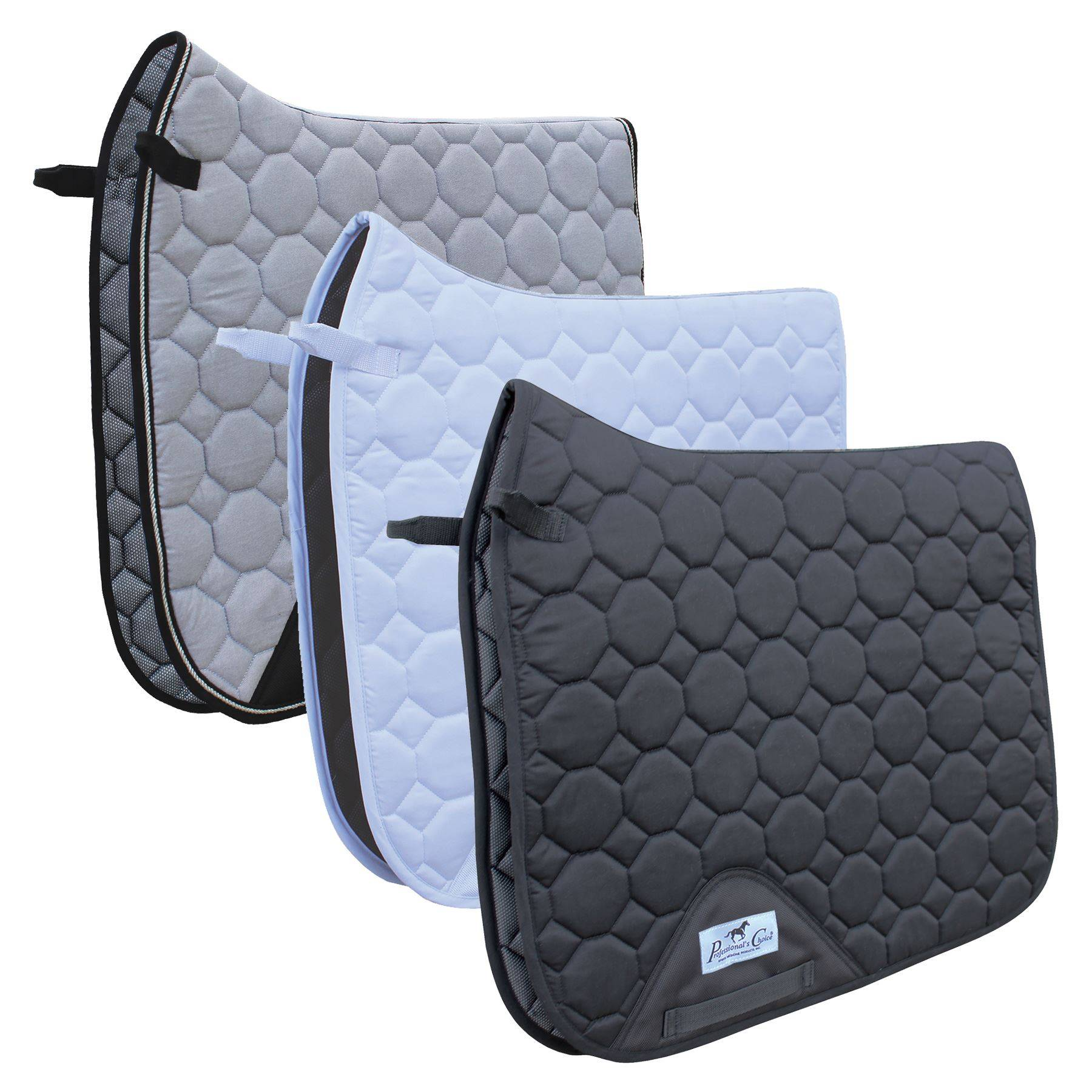 89113a7c464c Professional s Choice® VenTECH™ Dressage Saddle Pad in English at ...