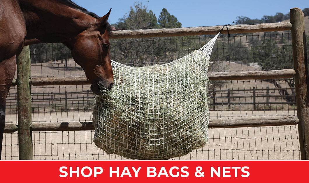 Hay Bags and Nets 093019