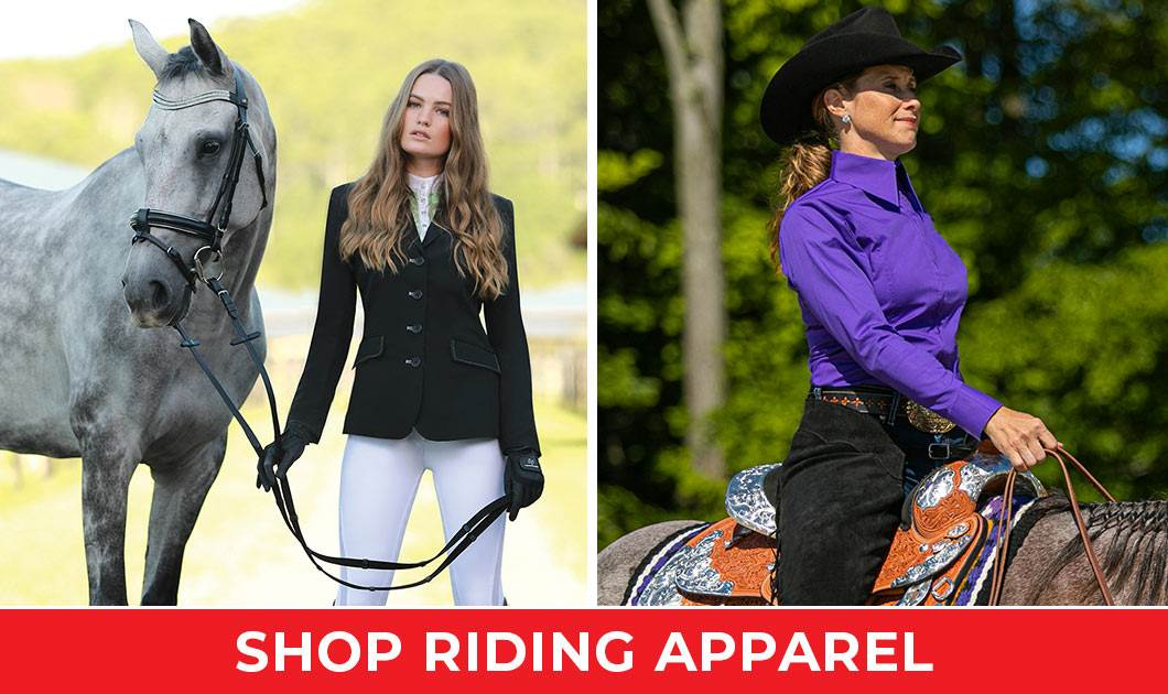 Horse Tack & Horse Supplies Store - Shop Horse Blankets