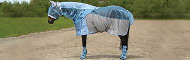 Additional Fly Protection - Additional fly protection you can give to your horse.