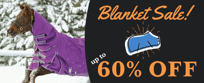 Turnout Blanket Sale