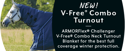 New V-Free Combo Neck Turnout