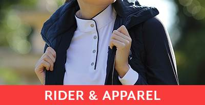 Deal Days - Rider & ApparelFeatued Category