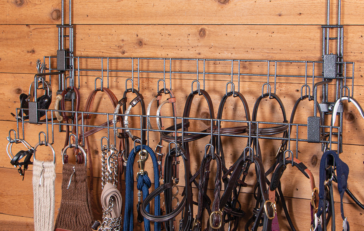 How to Organize your Tack Room Effectively
