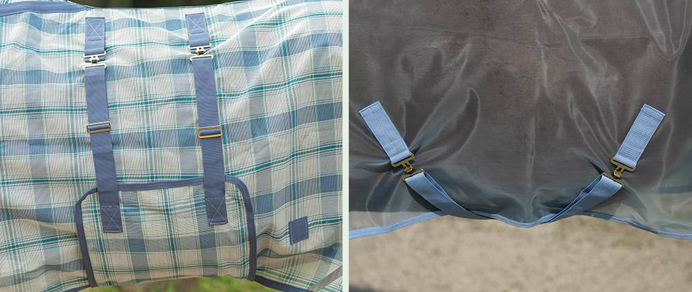 Can My Horse Wear a Fly Sheet in the Summer - Belly Closure