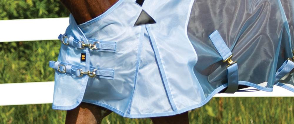 Can My Horse Wear a Fly Sheet in the Summer - Shoulder Designs