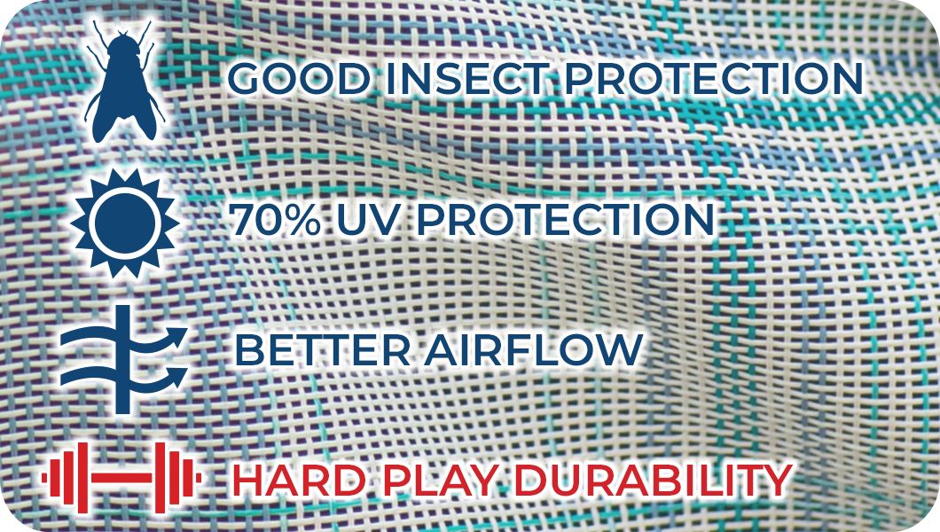 About the Brand-About Dura-Mesh Fly Sheets