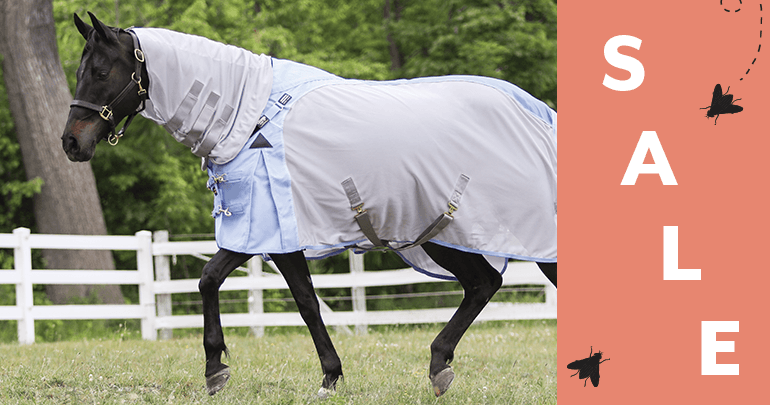 Fly Sheets & Fly Sheet Neck Covers for Horses - SchneidersFeatued Category
