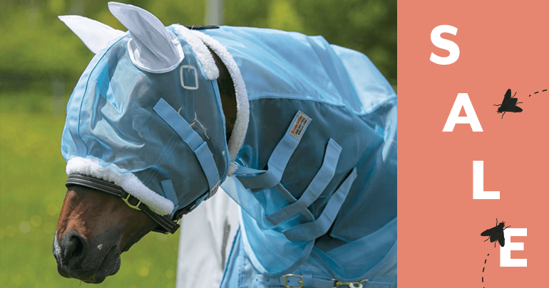 Fly Masks and Boots for HorsesFeatued Category
