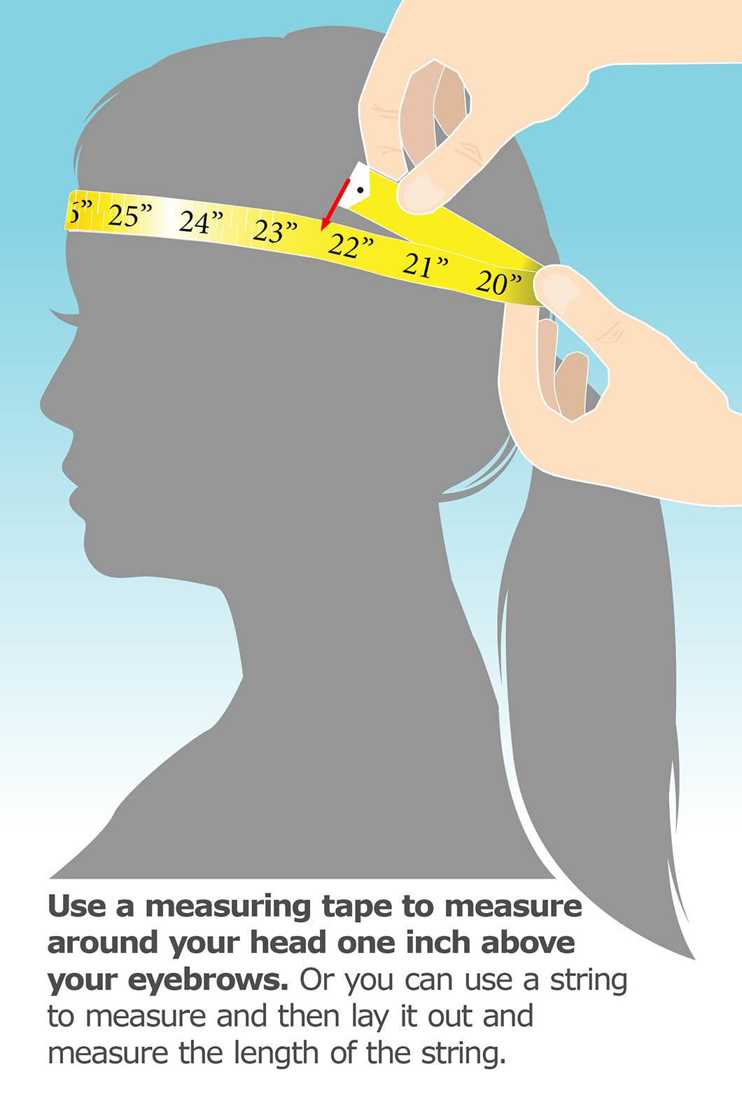 How to Measure for a Helmet