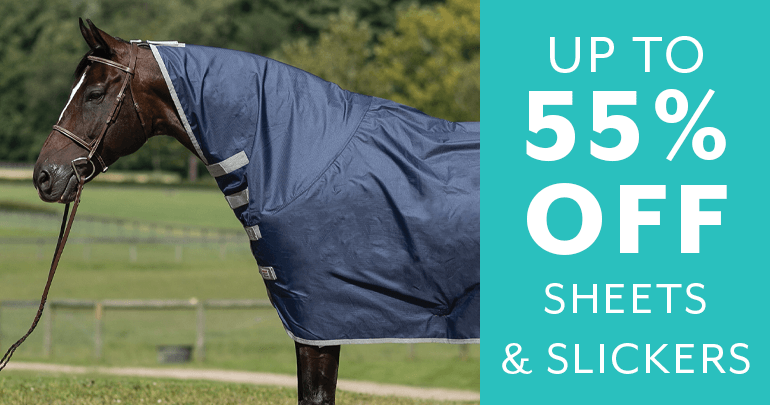 Day 4 - up to 55% off Sheets & SlickersFeatued Category