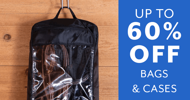 Bags & Cases - Sale!Featued Category