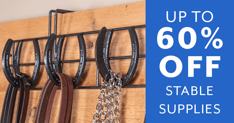 Stable Organizers & Supplies - Sale!Featued Category