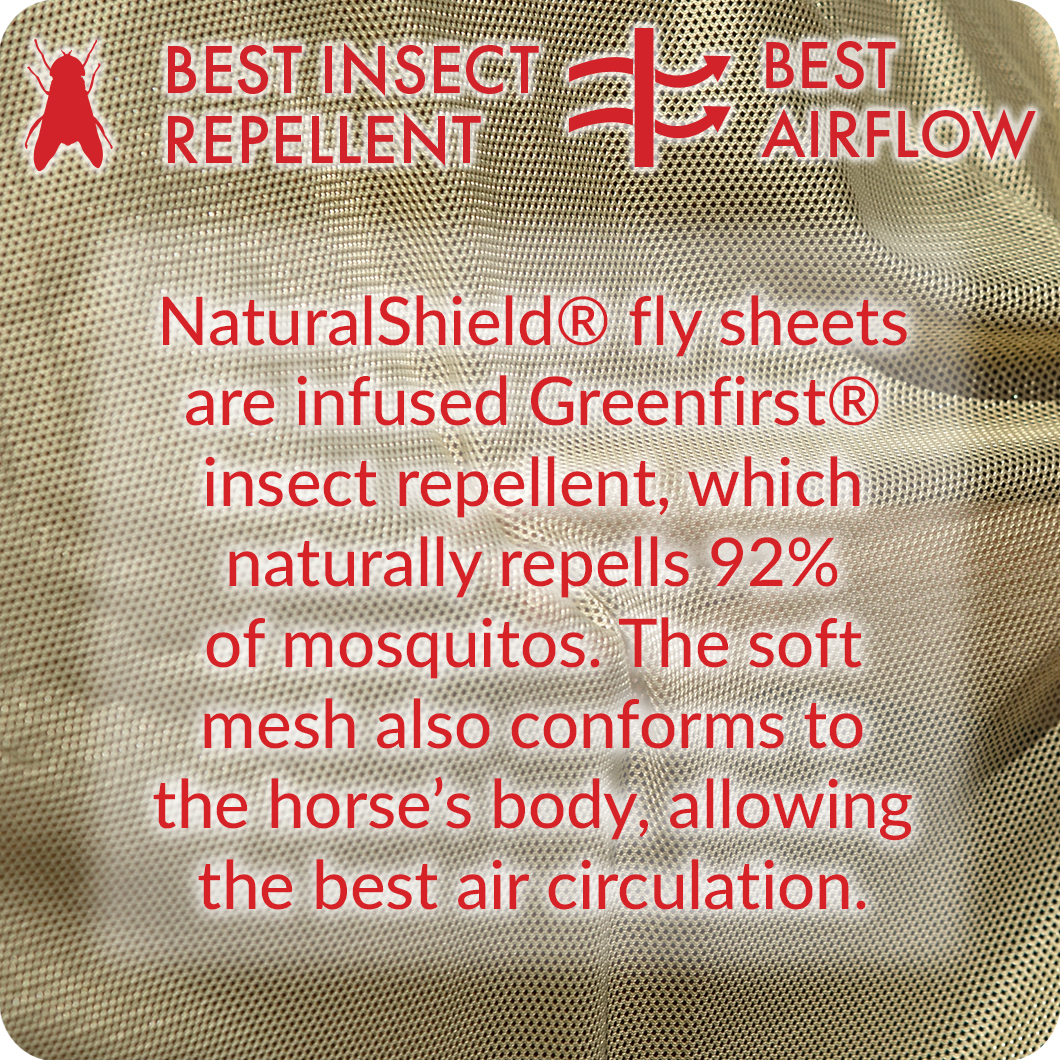 About NaturalShield® Fly Sheets