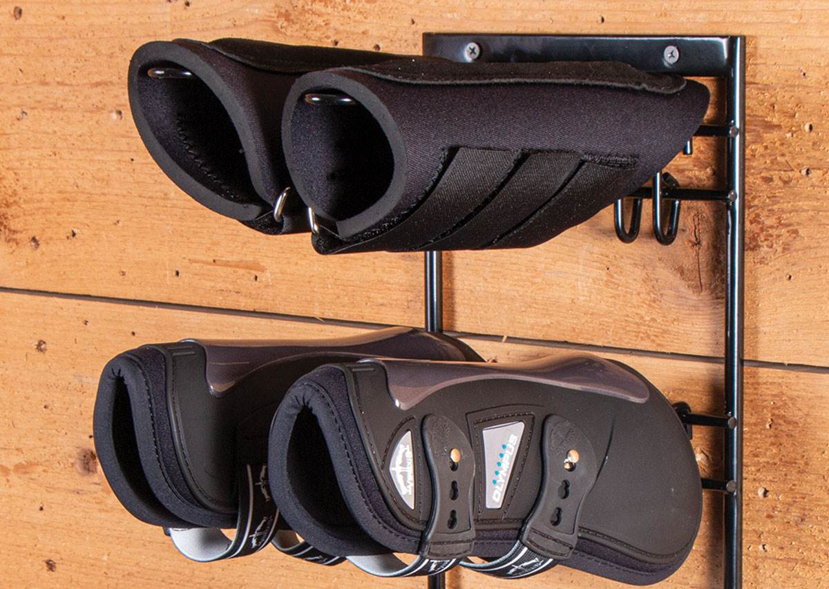 Tack Rooms: Basic Tack Room Needs - How to Properly Store Your Tack - Horse Boots