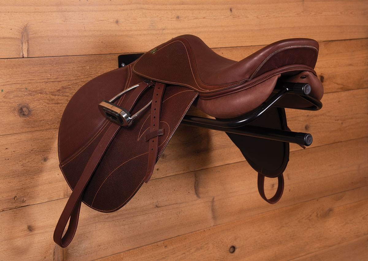 Tack Rooms: Basic Tack Room Needs - How to Properly Store Your Tack - Saddles