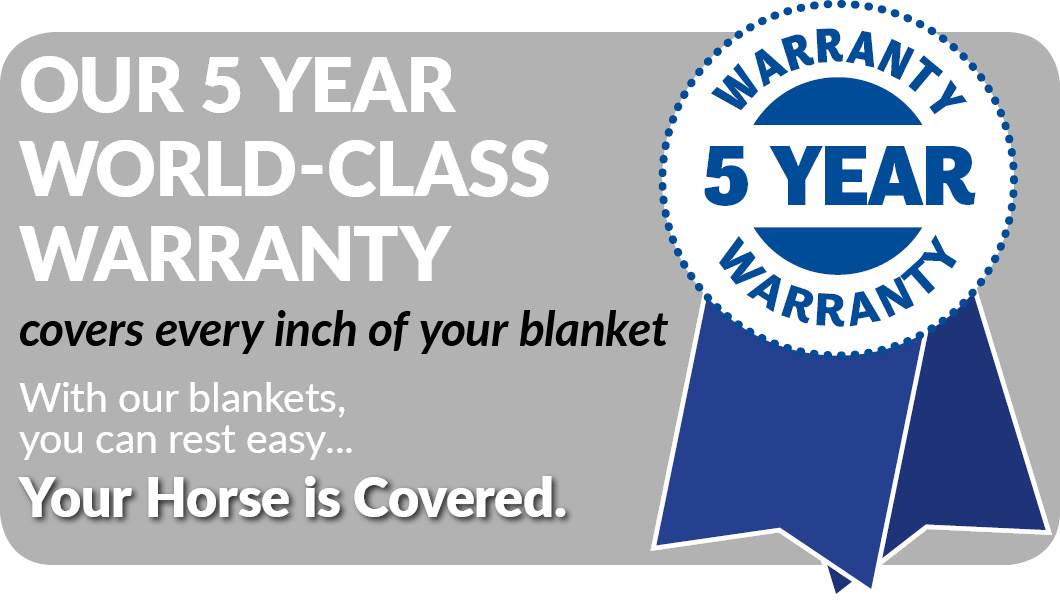 Warranty-Blanket Warranty Five Year