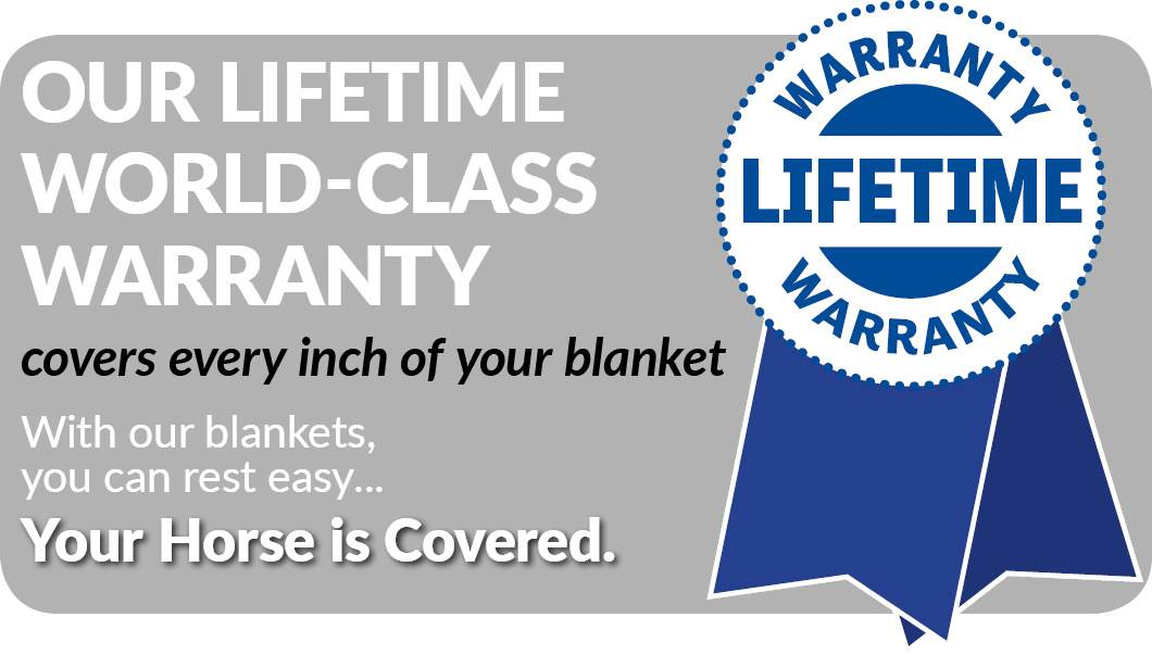Warranty-Blanket Warranty Lifetime