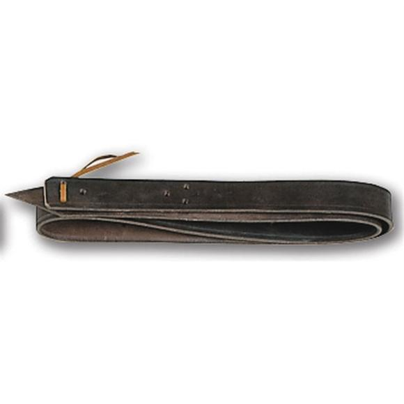 "Billy Royal® Leather Tie Strap 1 1/2"" X 6'"