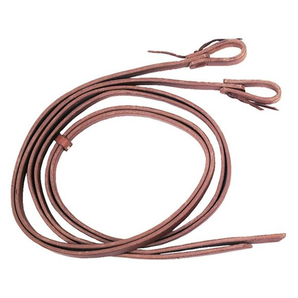 Billy Royal® Supreme Harness Leather Reins 8'