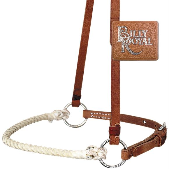 Billy Royal® Adjustable Lariat Rope Caveson