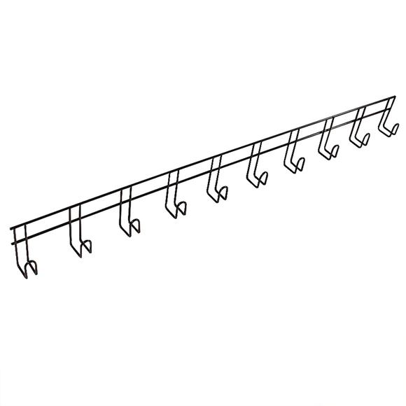 Easy-Up® 10 Hook Tack Rack