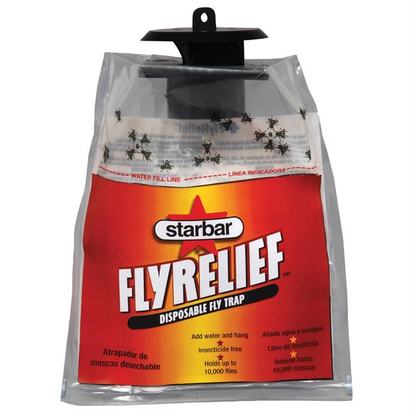 Starbar FlyRelief™ Disposable Fly Trap