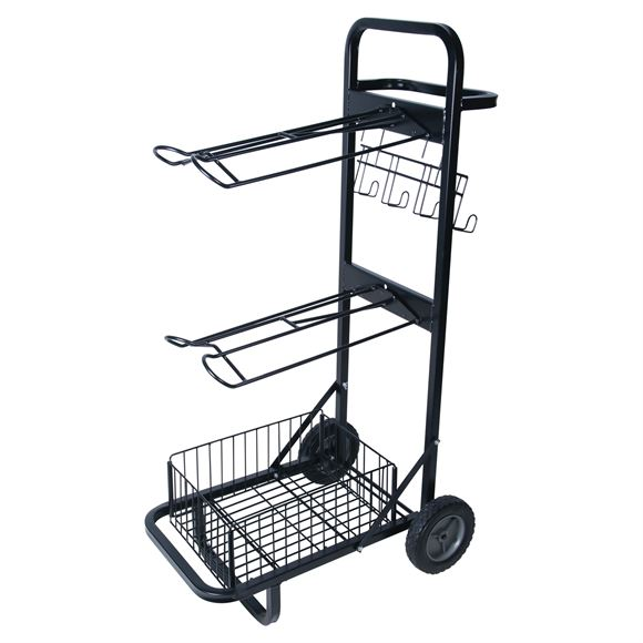 Easy-Up® Saddle and Tack Cart