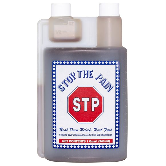 STP - Stop The Pain Quart (30 Day Supply)